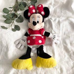 Large Mini Mouse Stuffed Toy